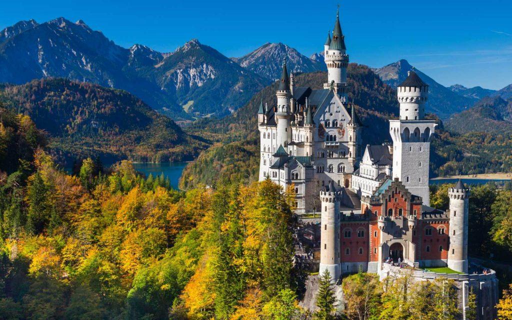 Europe Day - Neuschwanstein Castle