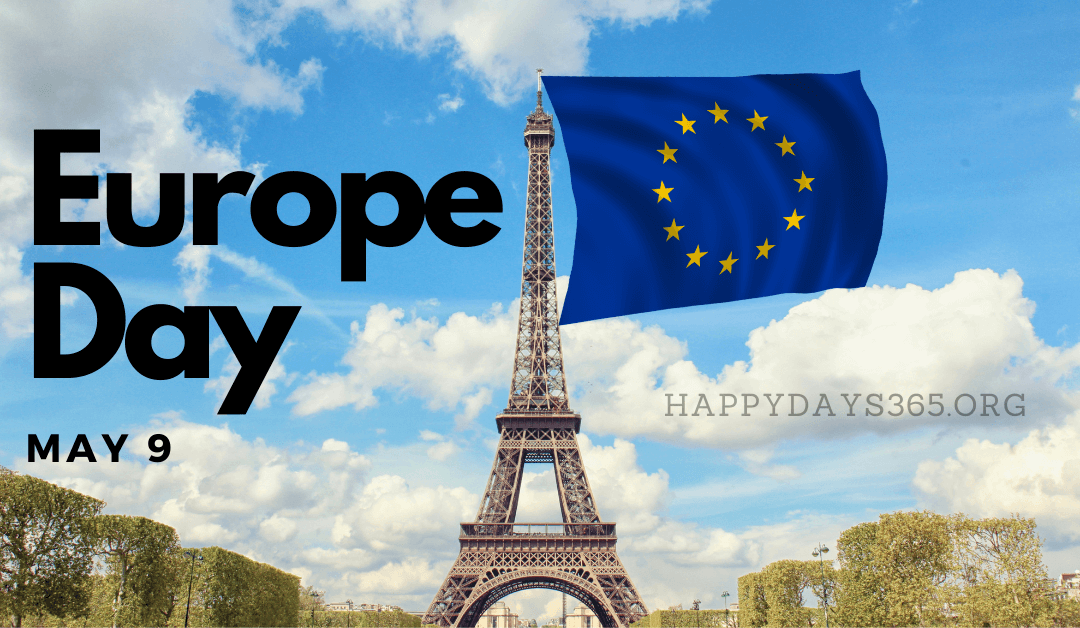 Europe Day – May 9, 2021