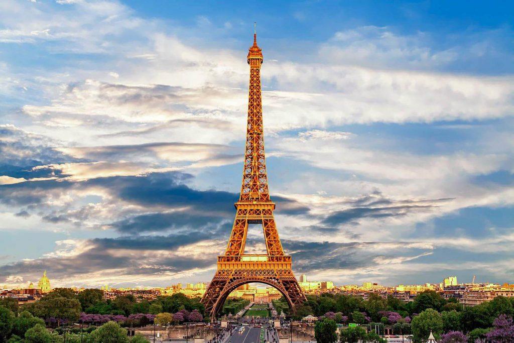 Europe Day - Eiffel Tower