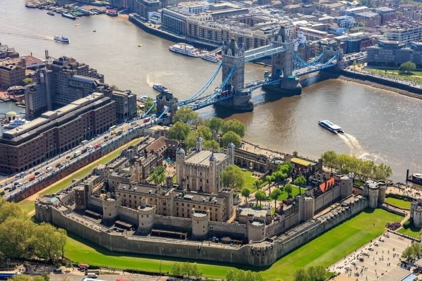 Europe Day - Tower of london