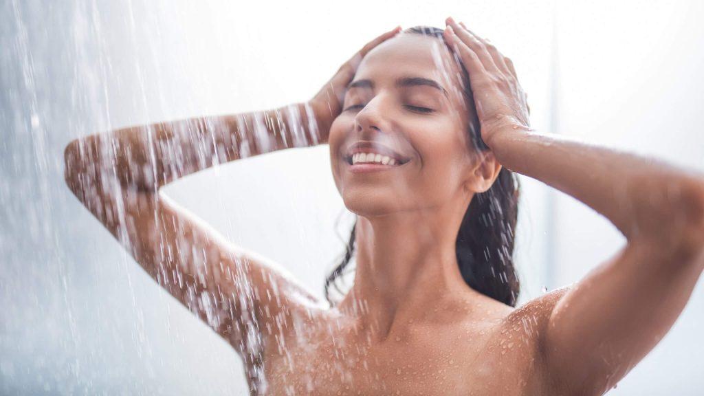 Take short showers