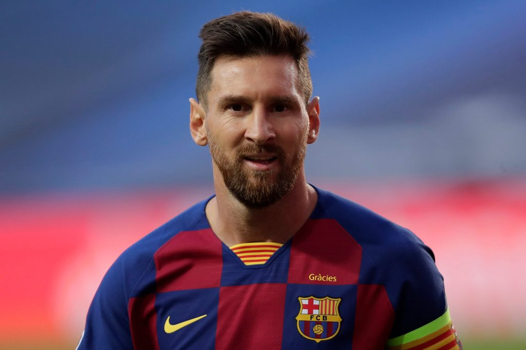 Messi -Never Give Up Day