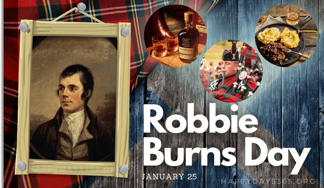 Robbie Burns day