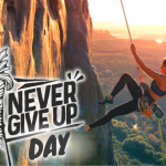 Never Give Up Day