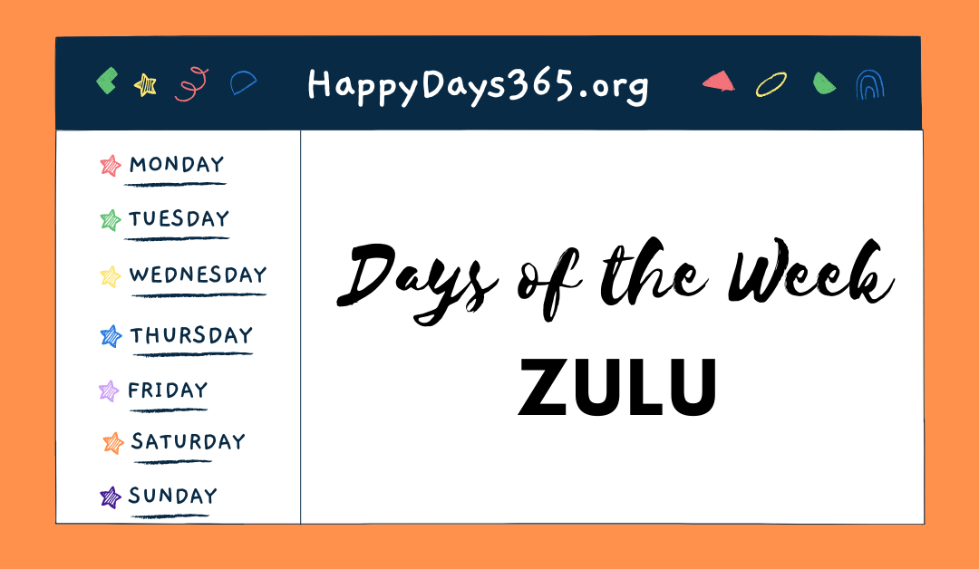 Days of the week in Setswana